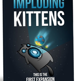 Exploding Kittens LLC Imploding Kittens Expansion