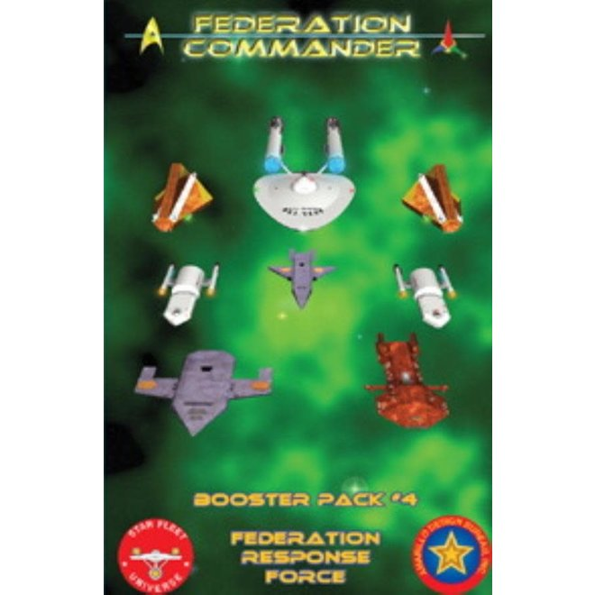 Federation Commander: Booster #4