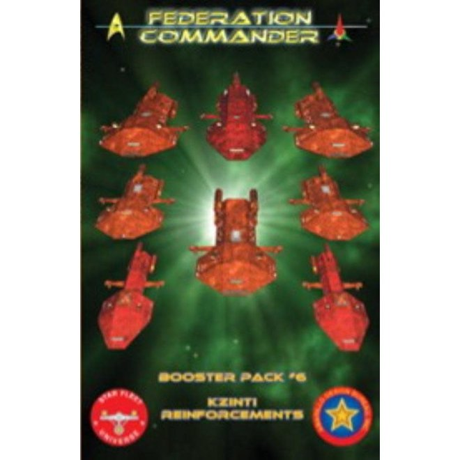 Federation Commander: Booster #6