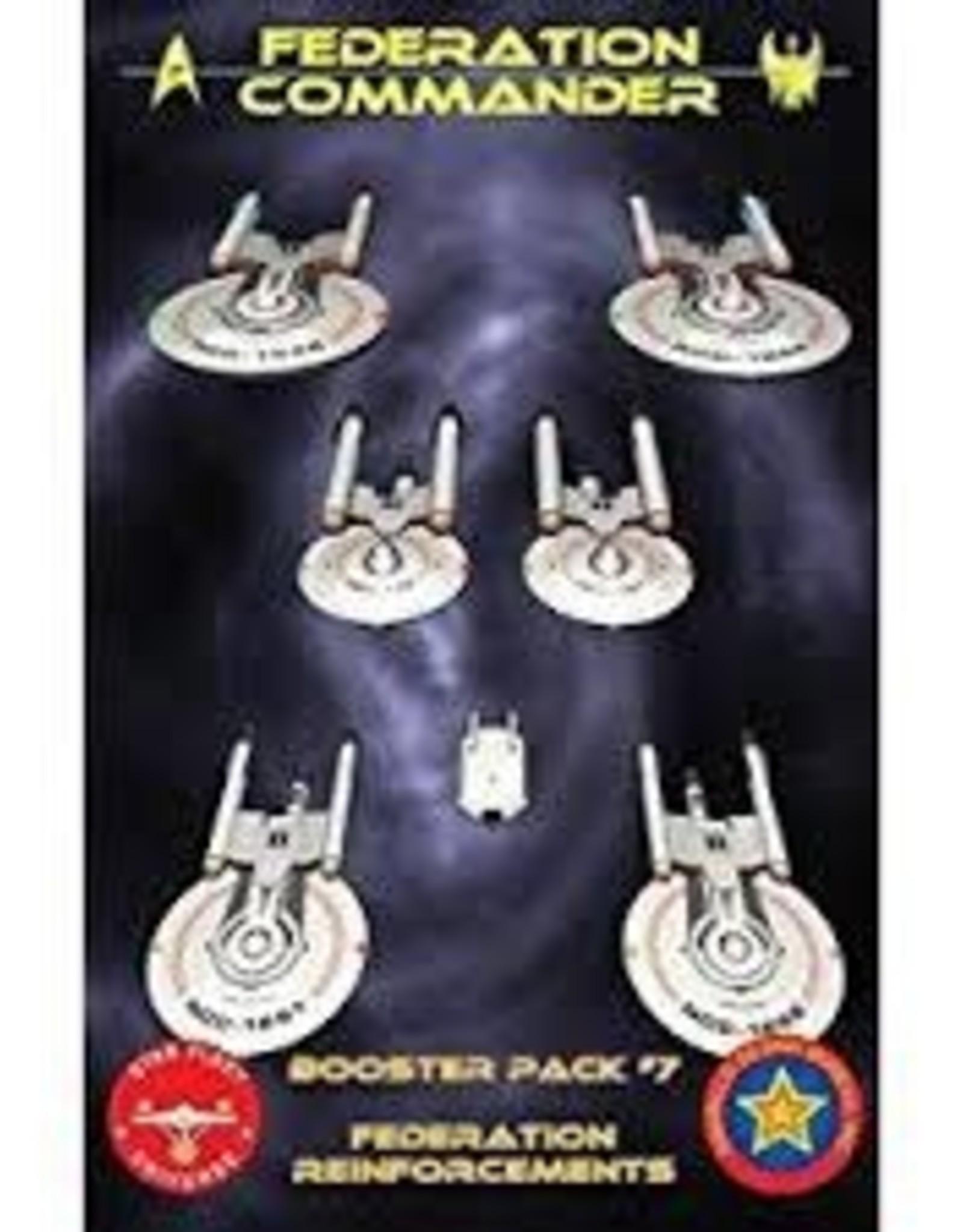 Amarillo Design Bureau Inc Federation Commander: Booster #7
