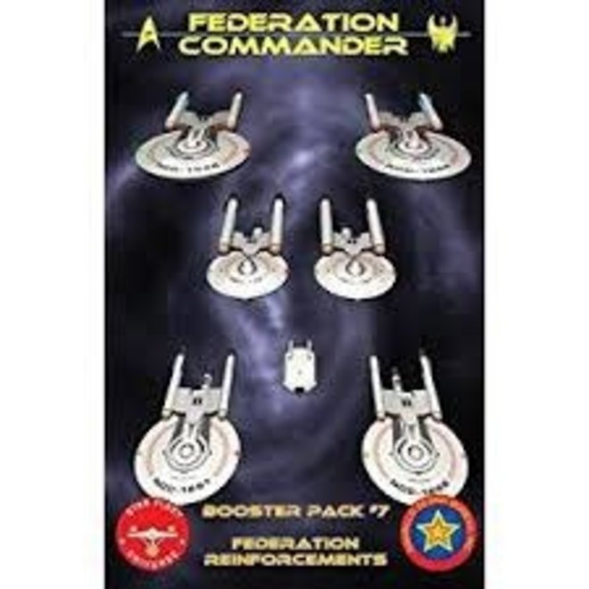 Federation Commander: Booster #7