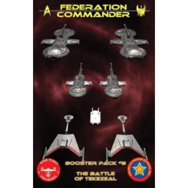 Federation Commander: Booster #8