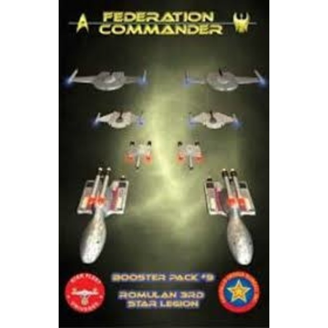 Federation Commander: Booster #9