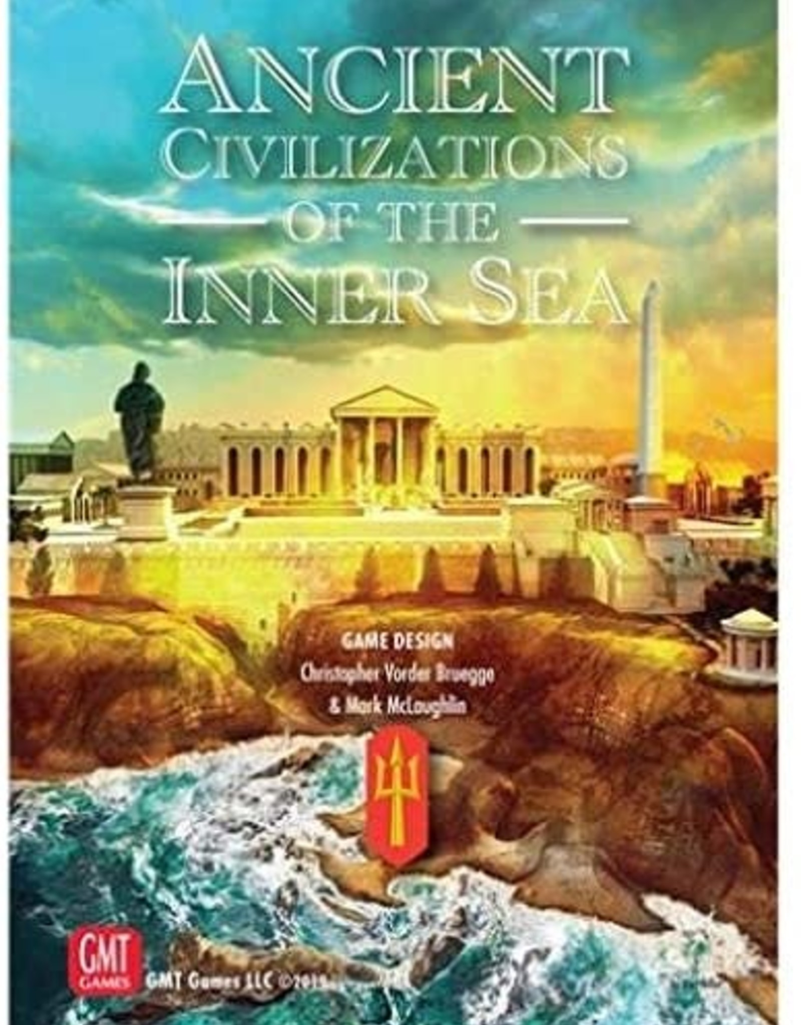 GMT Games Ancient Civilizations of the Inner Sea
