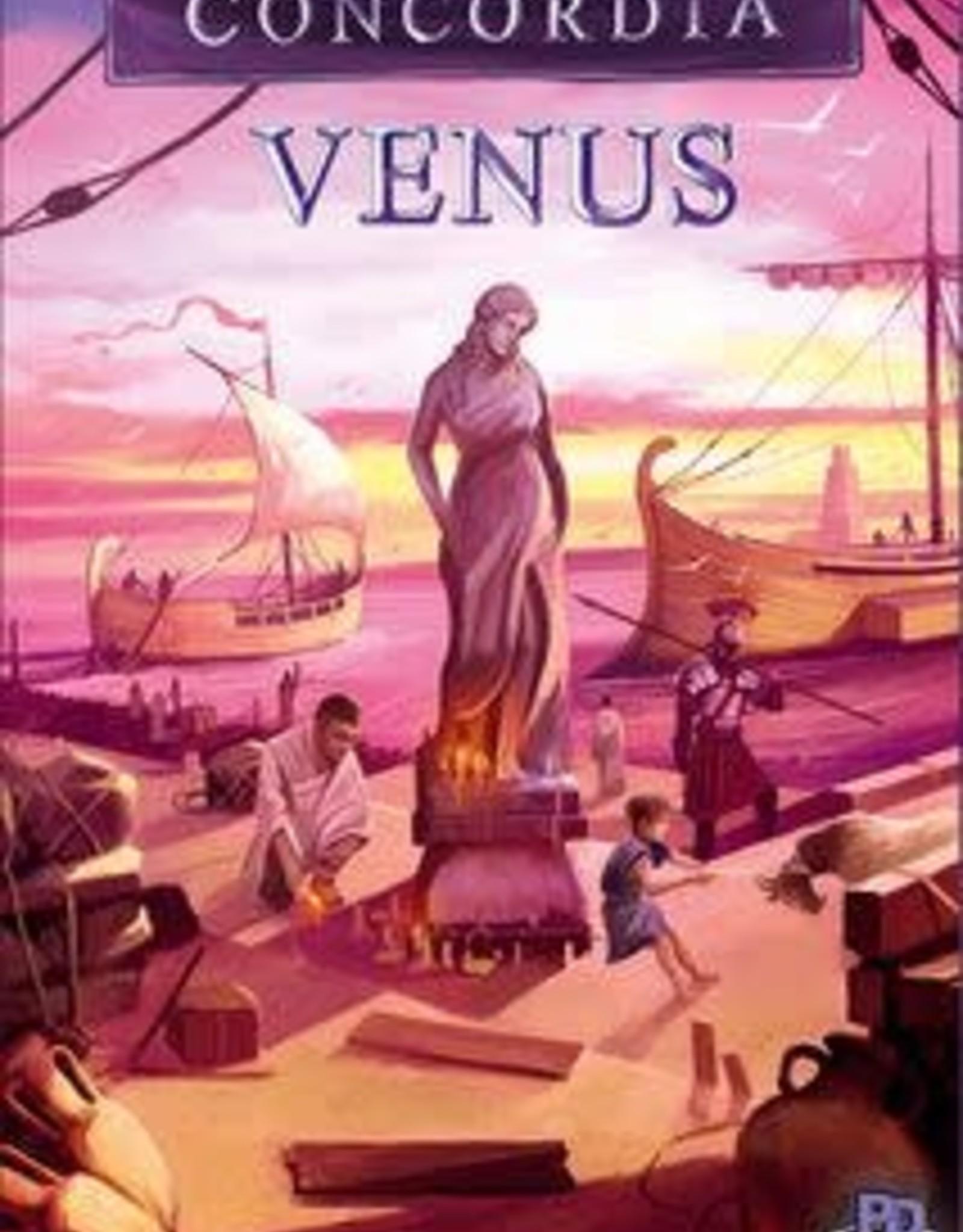 Rio Grande Games Concordia Venus Expansion