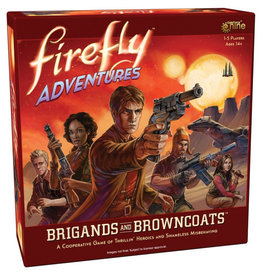 Gale Force Nine Firefly Adventures: Brigands and Browncoats