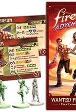 Gale Force Nine Brigands and Browncoats: Wanted Fugitives