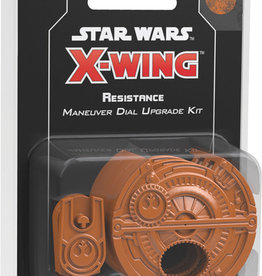 Fantasy Flight Games X-Wing: 2E - Resistance Maneuver Dial Upgrade Kit