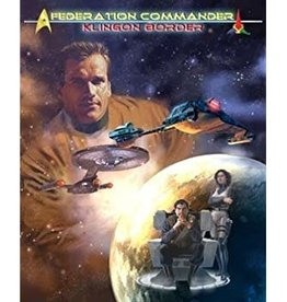 Amarillo Design Bureau Inc Federation Commander: Klingon Border
