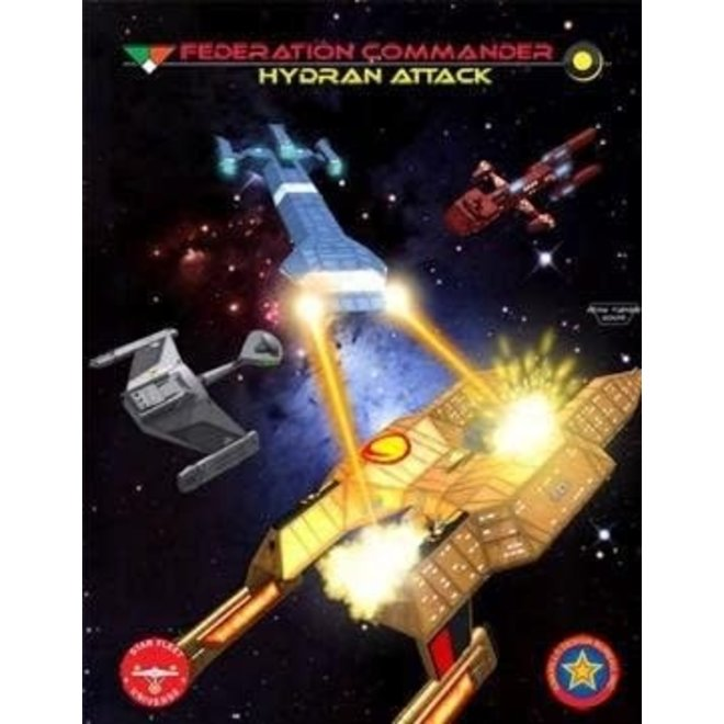 Federation Commander: Hydran Attack