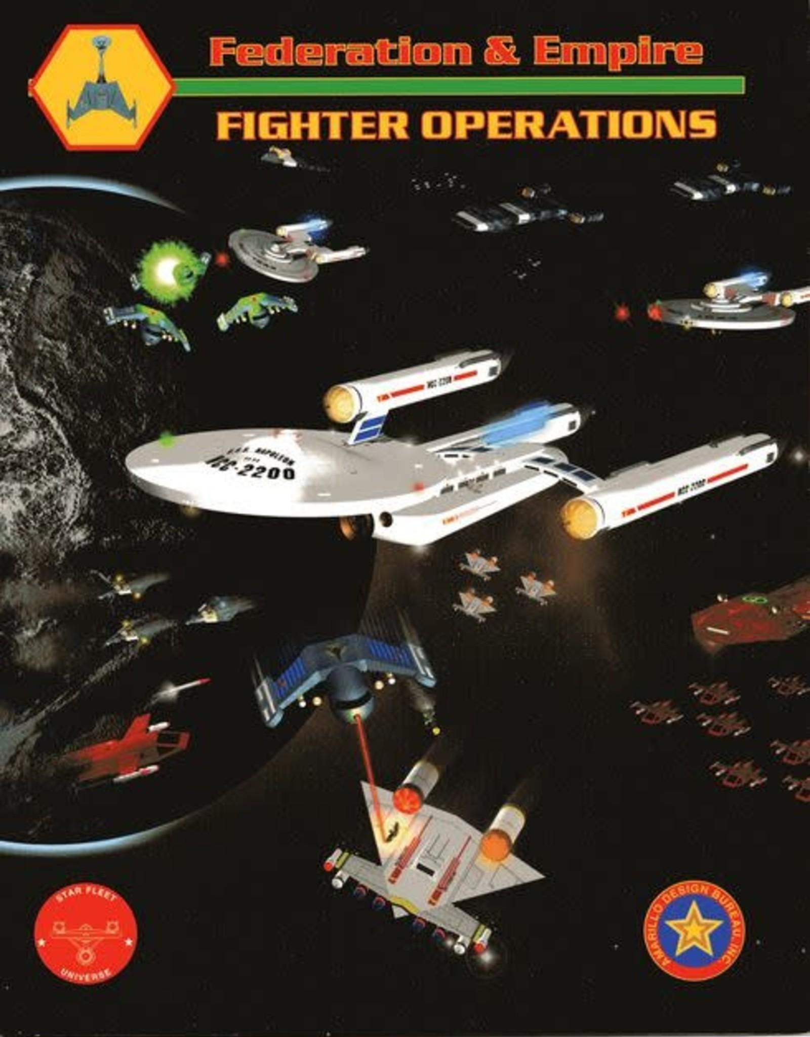 Amarillo Design Bureau Inc Federation and Empire: Fighter Operations 2016