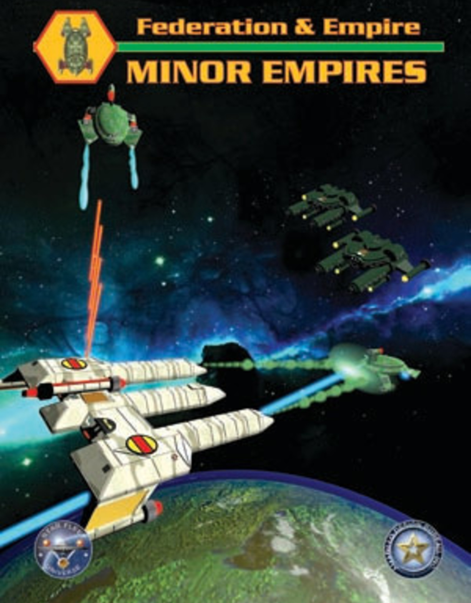 Amarillo Design Bureau Inc Federation and Empire: Minor Empires 2016