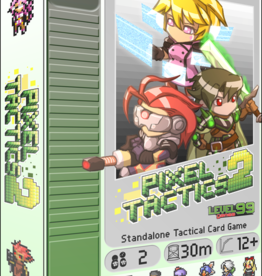 Level 99 Games Pixel Tactics 2