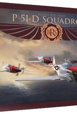 Warlord Games Blood Red Skies: US P-51 Mustang - 6 planes