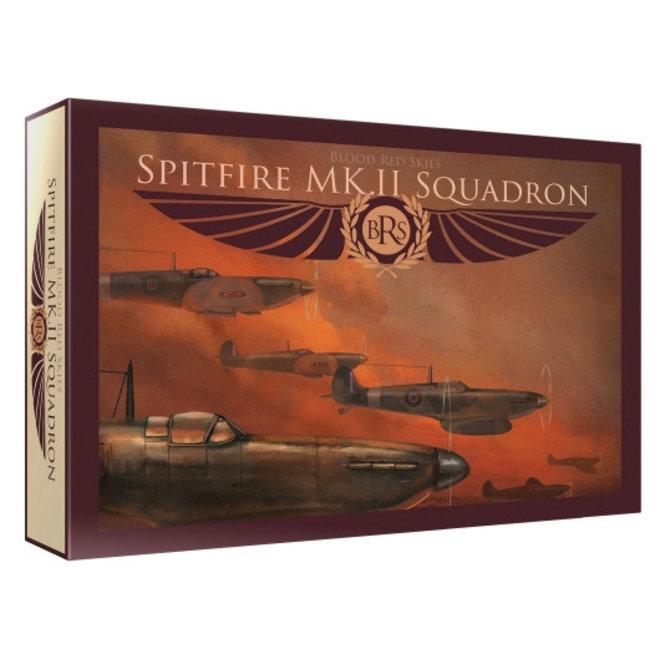 Blood Red Skies: British Spitfire - 6 planes