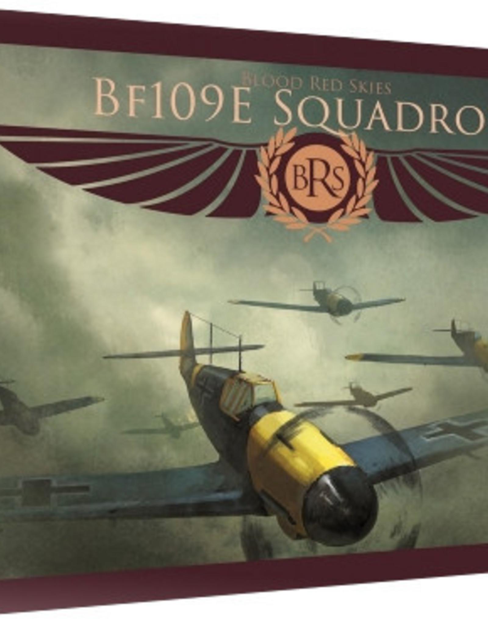Warlord Games Blood Red Skies: German BF ME-109 - 6 planes