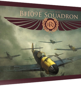 Warlord Games Blood Red Skies: German BF ME-109 - 6 planes