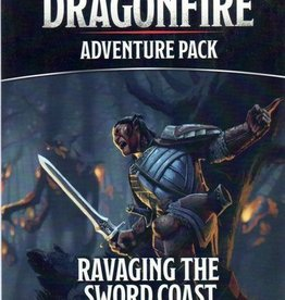 Catalyst Game Labs D&D: Dragonfire DBG - Adventures - Ravaging Sword Coast