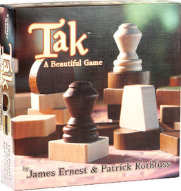 Cheapass Games Tak: A Beautiful Game
