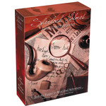 Asmodee USA Sherlock Holmes: Consulting Detective - Jack the Ripper and West End Adventures (stand alone or expansion)