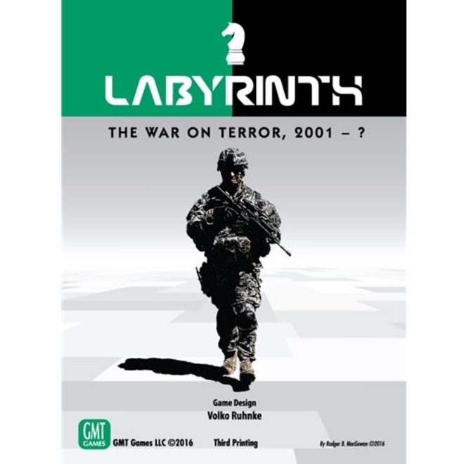 Labyrinth, 4th Printing