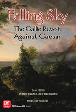 GMT Games Falling Sky: The Gallic Revolt Against Caesar