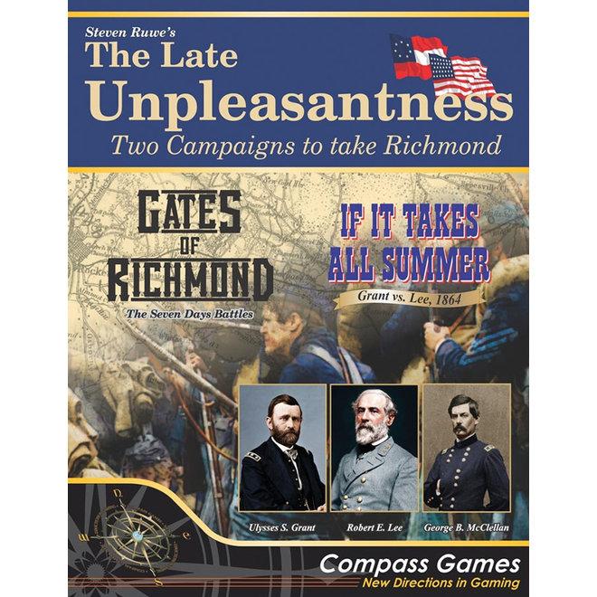 Late Unpleasantness