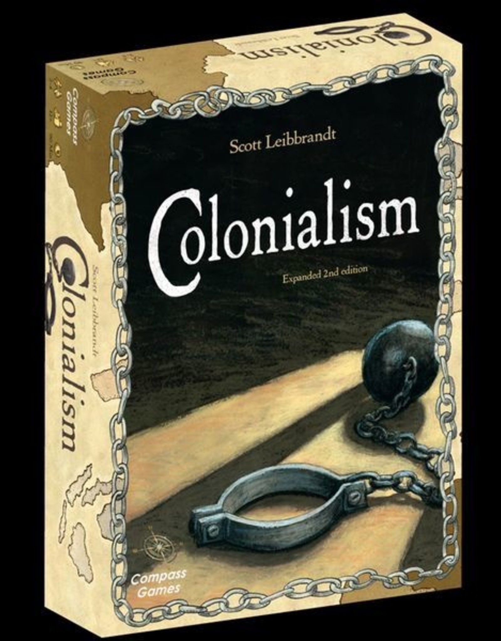 Compass Games Colonialism