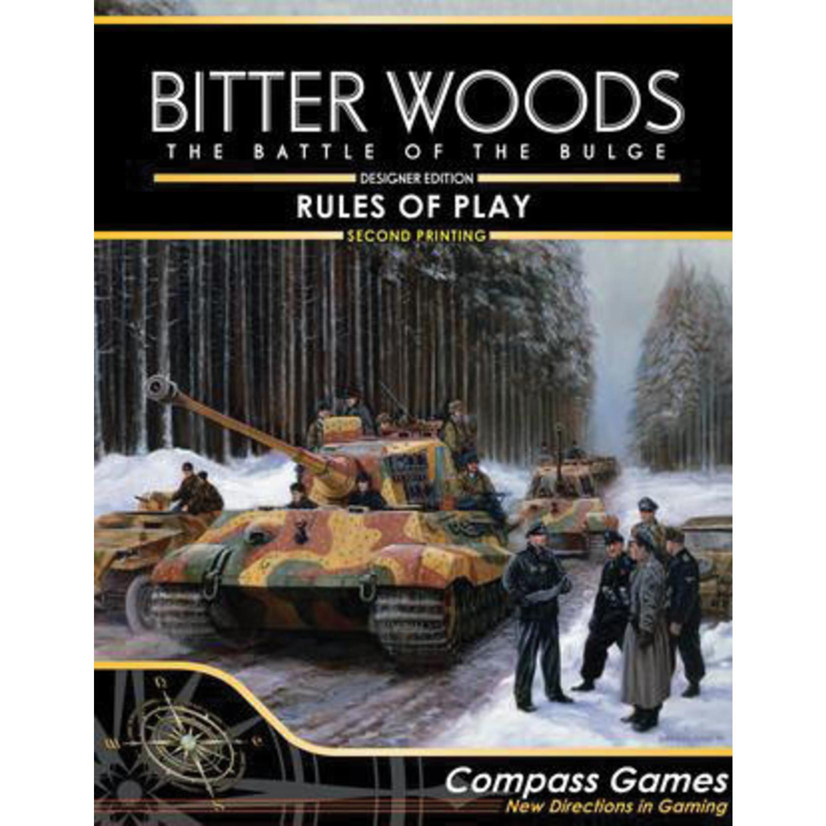 Compass Games Bitter Woods Designer Edition
