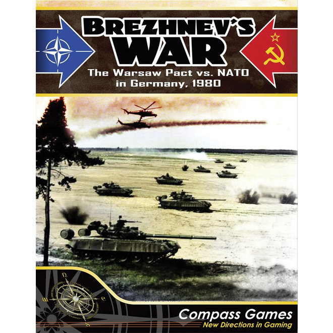 Brezhnevs War: NATO vs The Warsaw Pact in Germany 1980