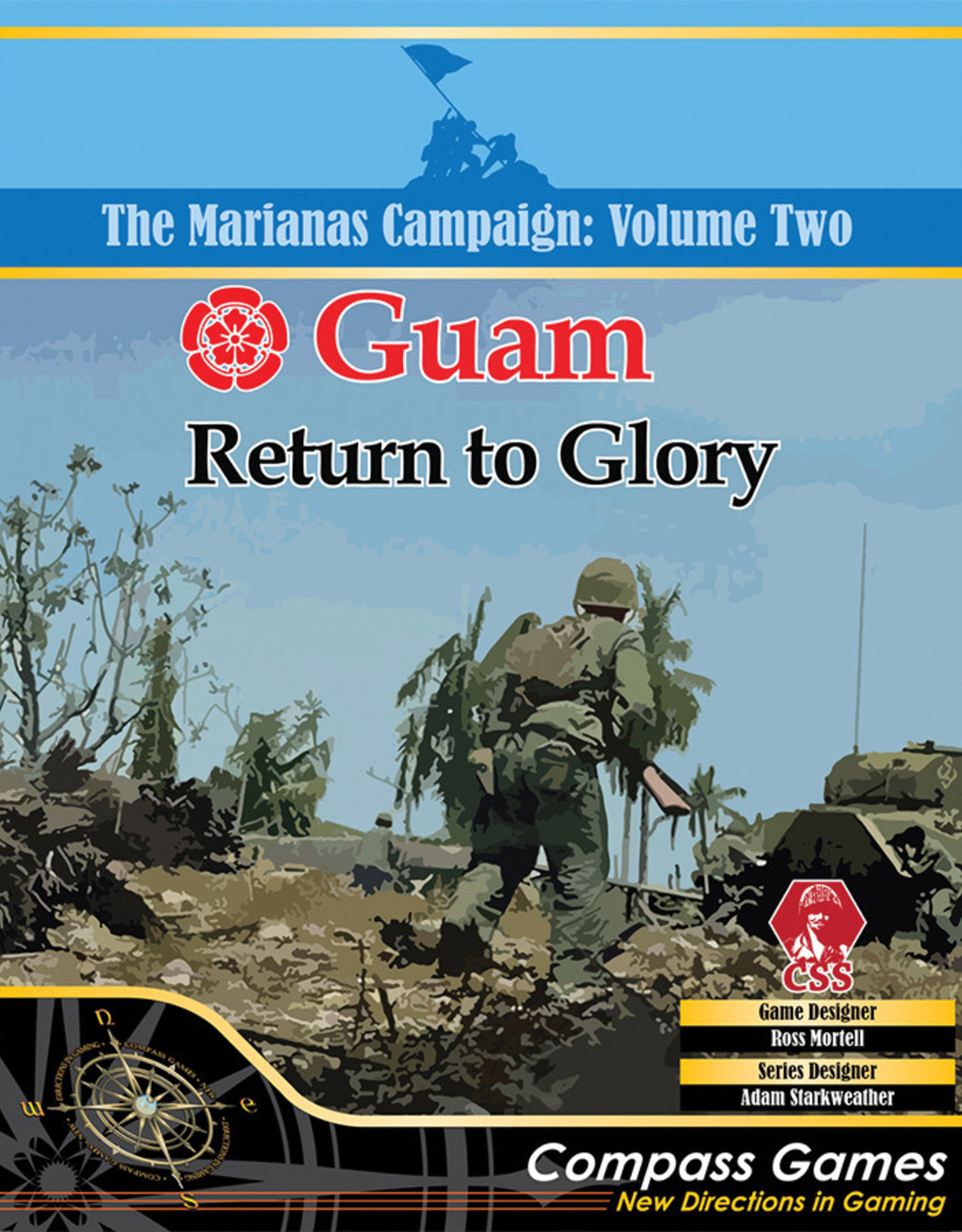 Compass Games Guam Return to Glory