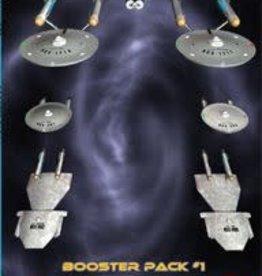 Amarillo Design Bureau Inc Federation Commander: Booster #1