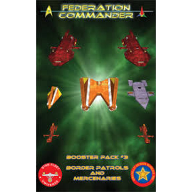 Federation Commander: Booster #3