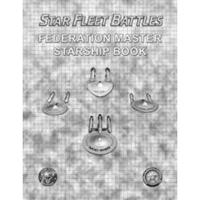 Federation Master Starship Book