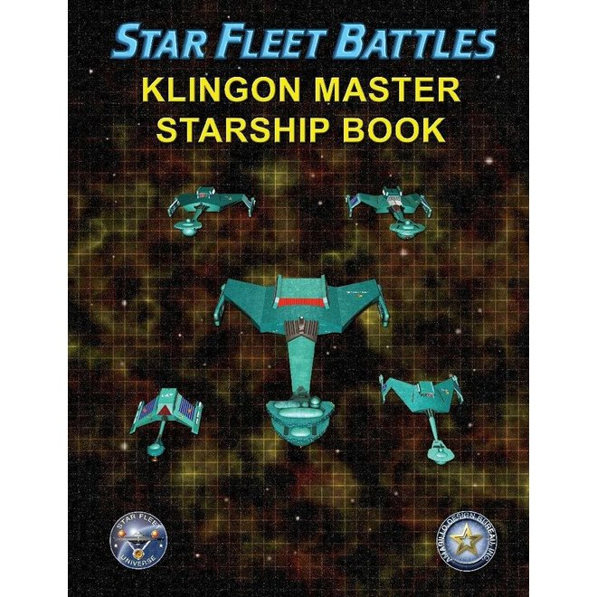 Klingon Master Starship Book