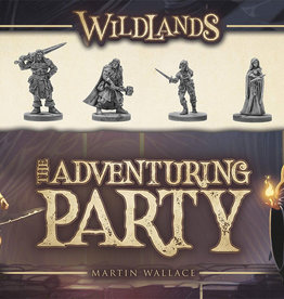 Osprey Games Wildlands: The Adventuring Party