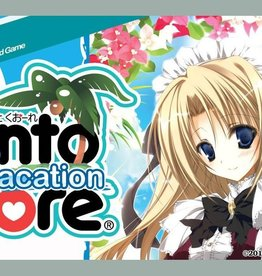 Japanime Games Tanto Cuore Deck Building Game: Romantic Vacation