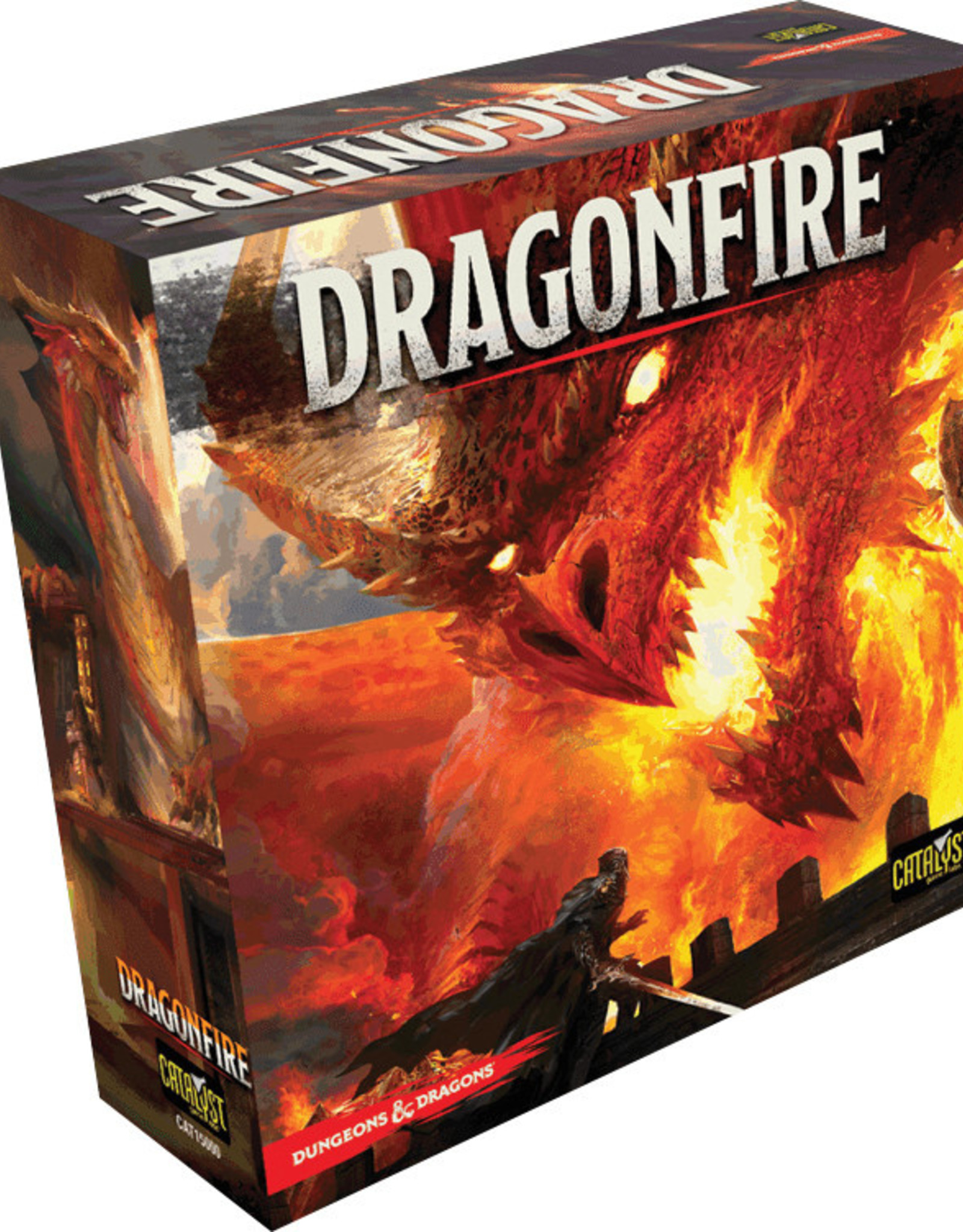 Catalyst Game Labs D&D: Dragonfire DBG - Core Set