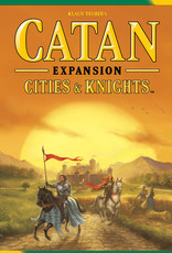 Catan Studios Inc Catan: Cities and Knights Game Expansion