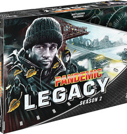 Z-Man Games Pandemic: Legacy Season 2 - Black (stand alone)