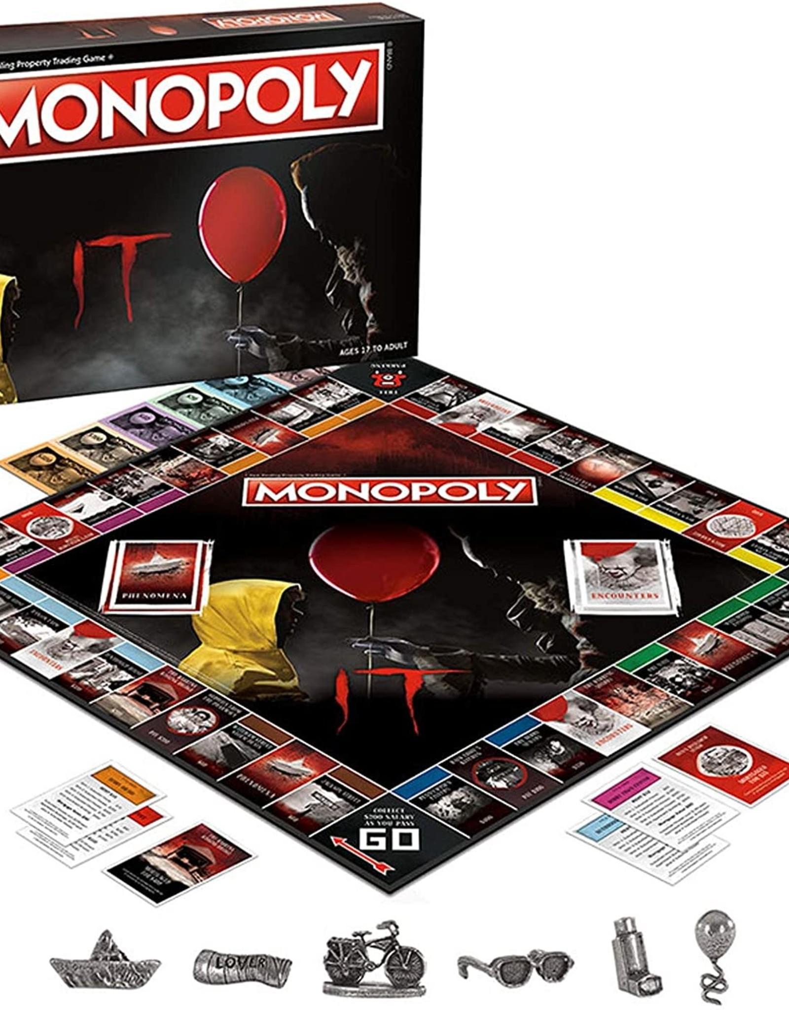 Hasbro IT Monopoly
