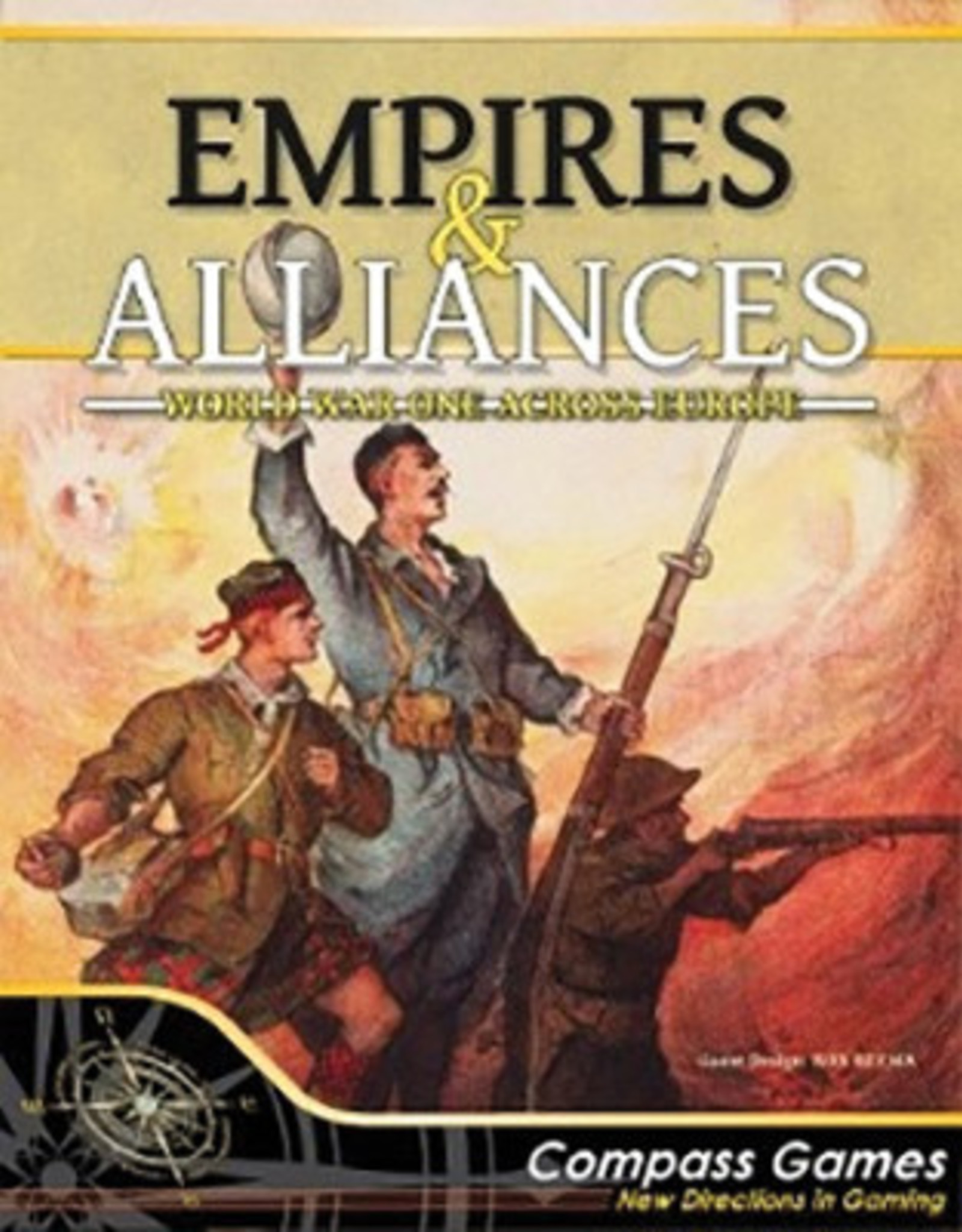 Compass Games Empires and Alliances