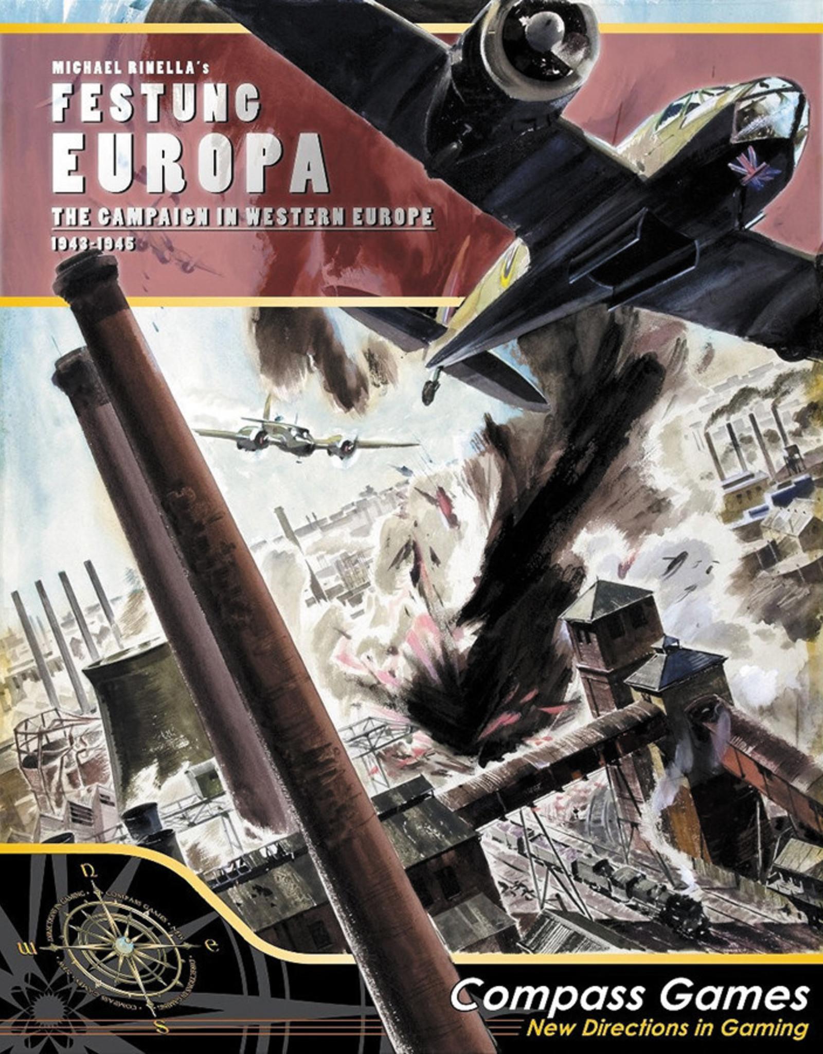 Compass Games Festung Europa