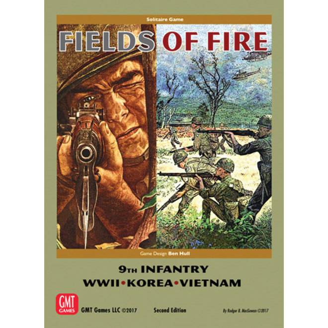Fields of Fire: Battles of the 9th Regiment US Infantry in WWII, Korea, and Viet Nam