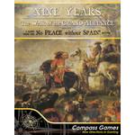 Compass Games Nine Years: War of Grand Alliance 1688-1697