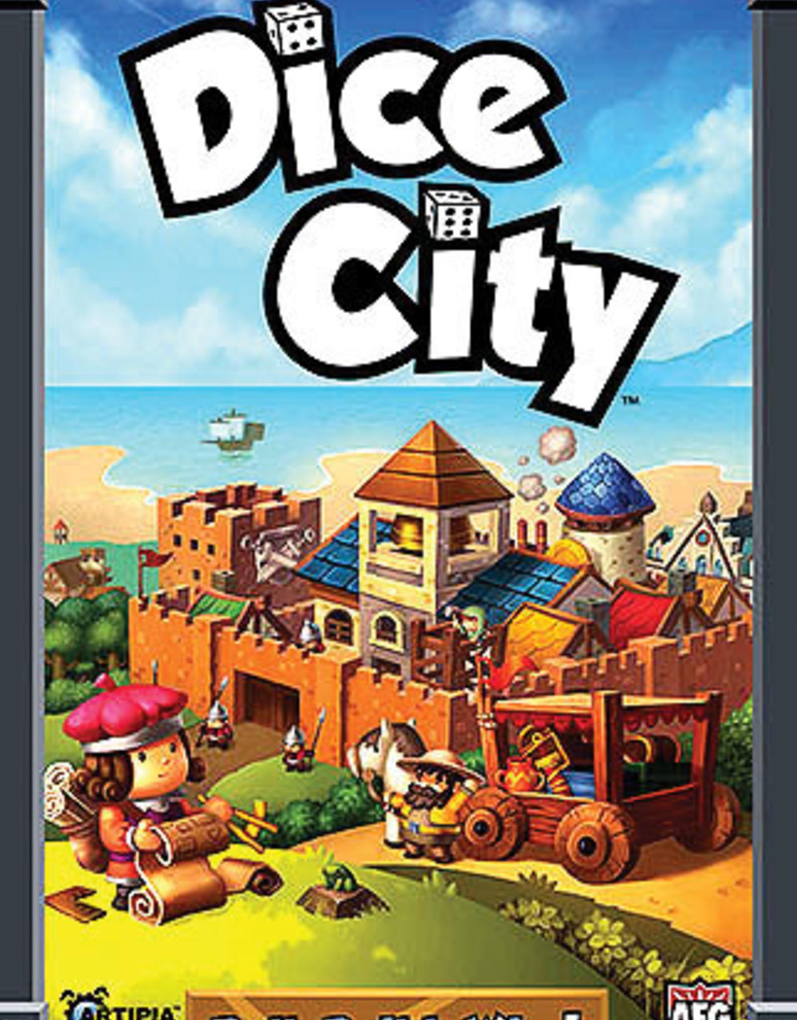 Alderac Entertainment Group Dice City