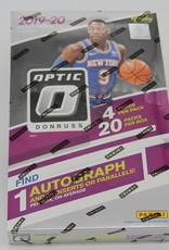 Panini America 2019-20 Donruss Optic Basketball Hobby Box
