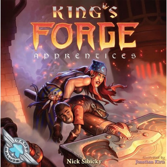 King`s Forge: Apprentices