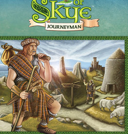 Lookout Games Isle of Skye: Journeyman Expansion