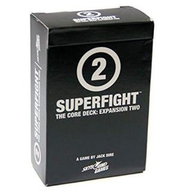 Skybound Entertainment Superfight Core Expansion  2